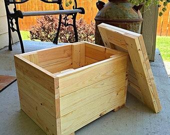 DIY Wood Keepsake Box
