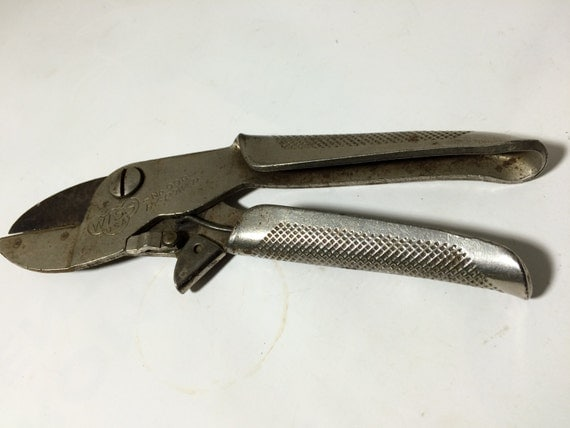 Vtg wiss 908 pruning shears cutting gardening snips by for Gardening tools made in usa