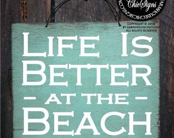 beach, beach sign, beach house decor, personalized beach house sign, beach decoration, personalized beach decor