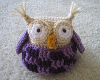 Pretty Owl Plushie