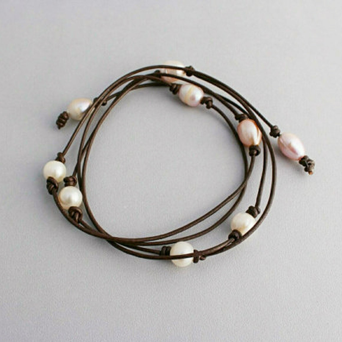 Pearl Leather Lariat Long Wrap Necklace 3rd Anniversary Gift. Oxidized Anklet. Diy Chain Anklet. Freshwater Pearl Anklet. Fine Gold Anklet. Elegant Anklet. Beach Sandal Anklet. Gold Japan Anklet. Paunji Anklet