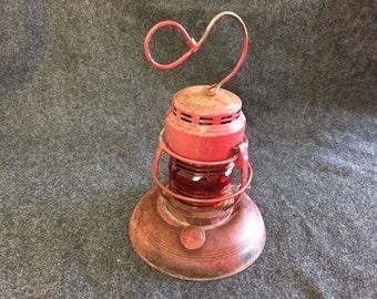 Vintage Embury Lantern Traffic No. 40