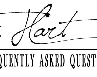 Felix Hart- Frequently Asked Questions