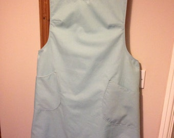 Vintage Style, hand made, Artisan Apron.