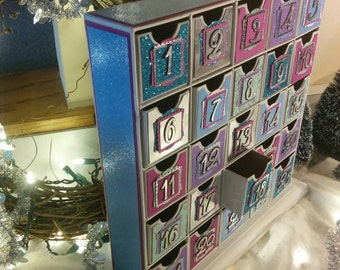 Frozen Themed Advent Calendar