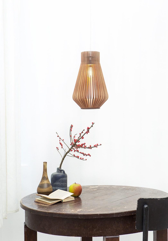 hölzerne Lampe / design aus Holz Lampe / Holz Lampen / design