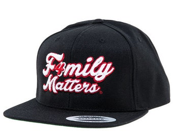 family matters snaback 4 colors
