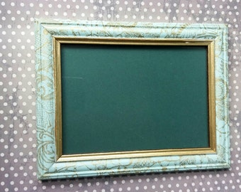 Decoupage photo frame|frame|picture frame