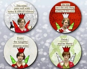 Wine Coasters, Christmas Accessories, Funny Coasters, Coasters, Oenophile, Coasters, Sassy, Merlot, Funny Sayings - CO0916B