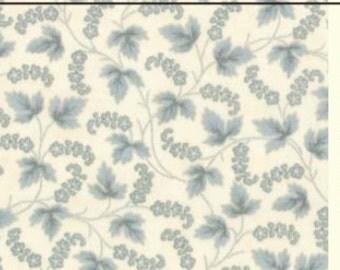 Last Half Yard Cut Etchings Fabrics from 3 Sisters for Moda OOP 4069 23