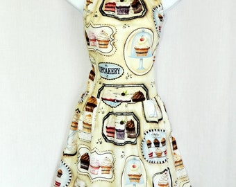 Cupcake dress.