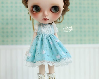 Nigo-Blythe-clothes=flower= for Blythe