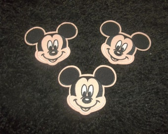 ONE Mickey Mouse Applique