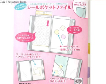 NEW Sticker Folder, File, Planner, Stickers, Dots