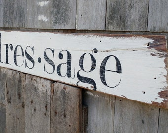 Large Dressage sign on reclaimed wood hand-painted distressed rustic equestrian MADE 2 ORDER