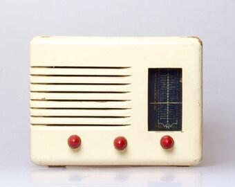 Bluetooth 4.0 - 1960 - Vintage radio - A.BSOLUMENT
