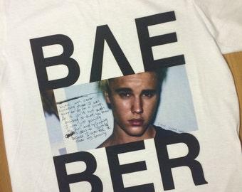 Justin Bieber BAE-BER Shirt