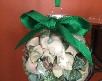 Handmade girl scout ornament etsy for Cub scout ornament craft