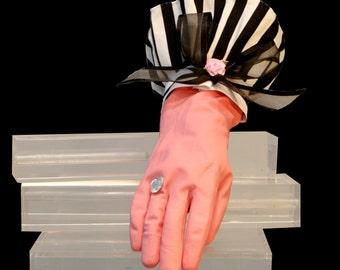 Cleaning Gloves. Dish Gloves. Designer Dish Washing Gloves. My Fair Lady, the original designer dishwashing glove latex works of art