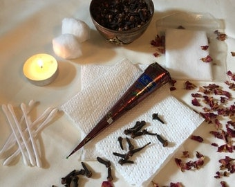Naturally Creative Henna Kit