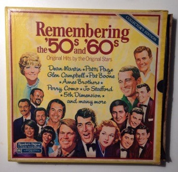 Remembering The 50 S And 60 S Original Hits By The By