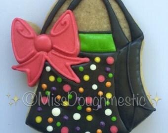 Miss Doughmestic's treat bag