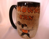 Browns Fan - Handcrafted Mugs