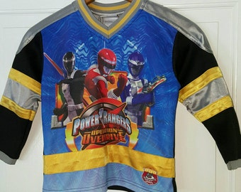Power Rangers Shirt, Vintage Boys Clothing, Boys T-shirts, Boys Sweatshirt, Disney Shirt