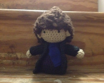 Crochet Pocket Detective