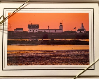 Maine Lighthouse Note Cards Set B