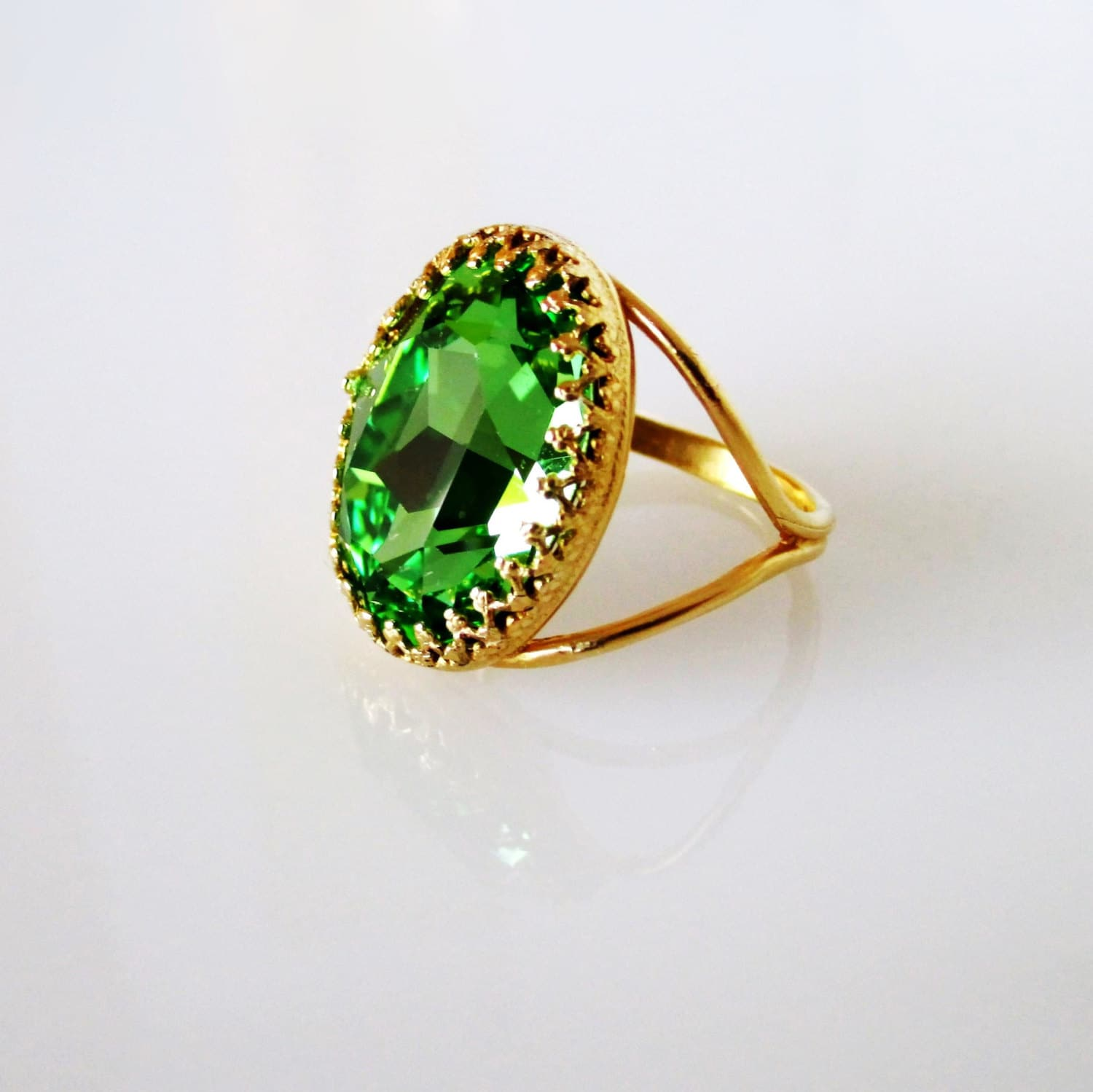 green emerald gold ring emerald gold ring emerald ring gold