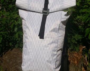 Ultralight urban backpack