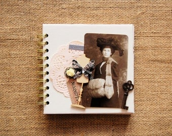 6x6 Mini Scrapbook/ Brag Book/ Imagnarium/ Photo Album