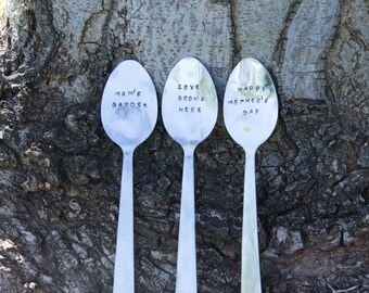 Mothers Day Garden/Pot Plant Marker Gift Set