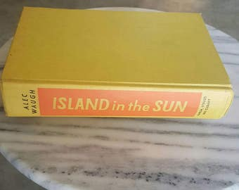 Romance novel Island in the Sun by Alec Waugh