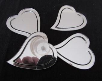 Mirror Heart Embellishment