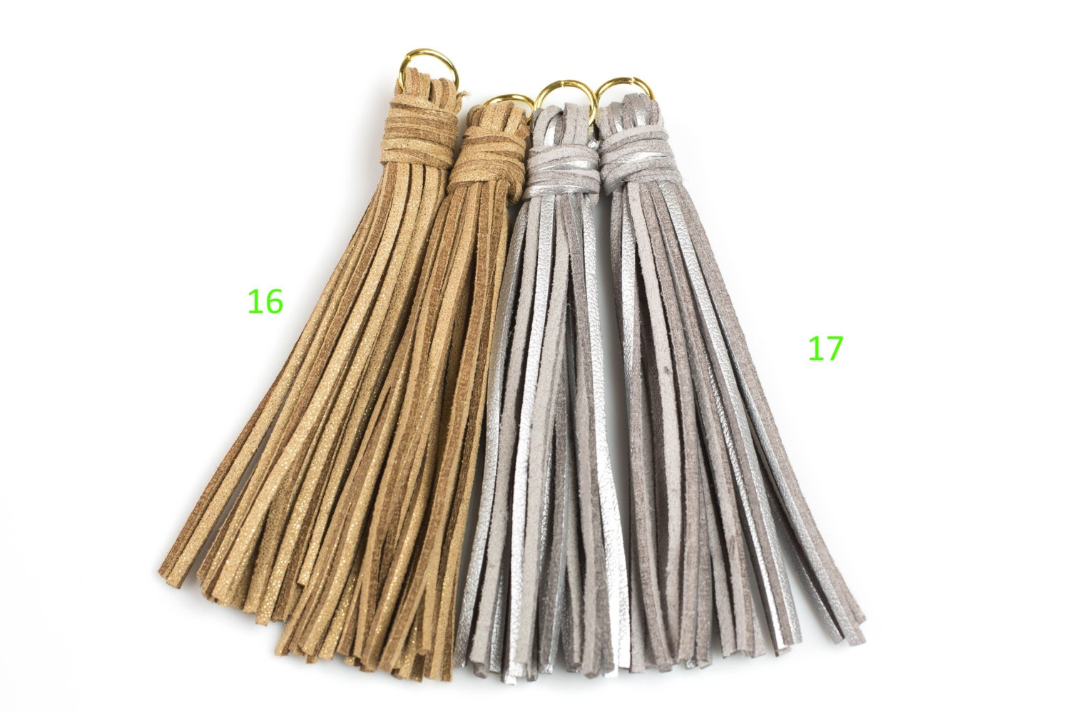 3 Pcs Suede TASSEL Tassles High Quality From Beadboat1