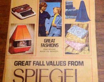 1974 Spiegel Catalog