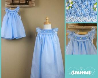 Matching sister dresses, Flower Girl Dresses, Smocked dresses, Baby dresses, Girl Dresses