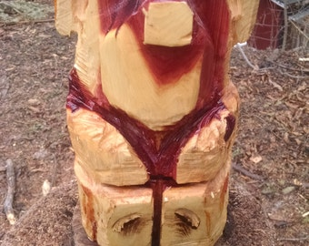 Chainsaw Bear Carvings