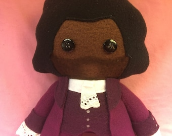 Thomas Jefferson Hamilton Musical Fleece Plush Doll
