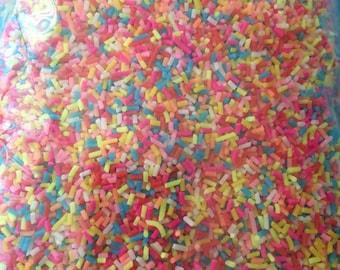 1oz of fake sprinkles