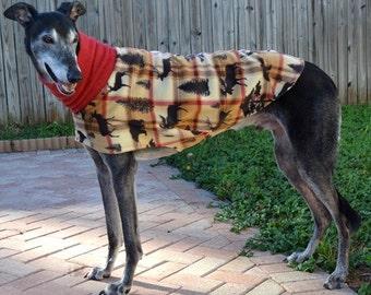 """Greyhound Coat - """"Wyatt Bear's Favorite Jammie"""""""