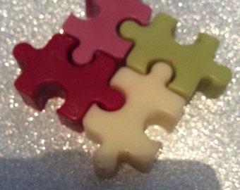 Autism Jigsaw Wax Melts