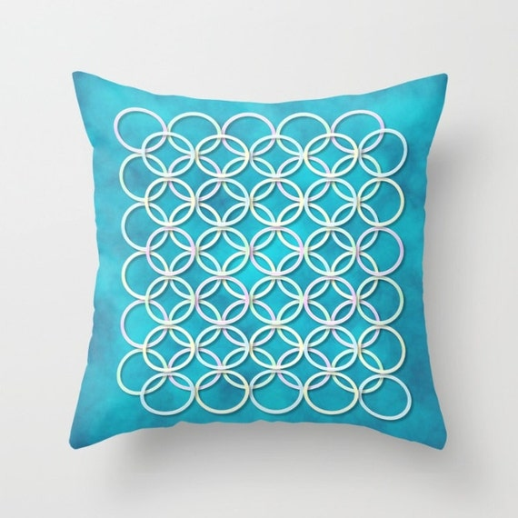 Items similar to Decorative Throw Pillow - 5 different sizes to Choose From, Square or ...