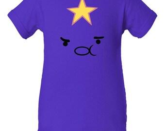 Adventure Time Lumpy Inspired Character Onesie Infant Baby Newborn Onesie Creeper Crawler One Piece Bodysuit 100% combed ringspun cotton