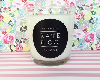 Sweetheart-Handmade Soy Blend Candle