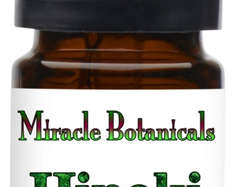 Miracle Botanicals Hinoki Essential Oil - 100% Pure Chamaecyparis Obtuse - Therapeutic Grade....Free US Shipping