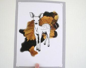 Print Deer