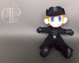 General Hux Star Wars The Force Awakens Plush Doll Plushie Toy